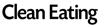 Clean Eating Logo
