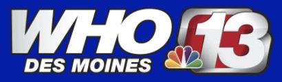 WHO 13 News logo