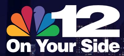 NBC 12 logo